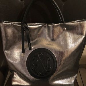 Neverfull silver😍😍